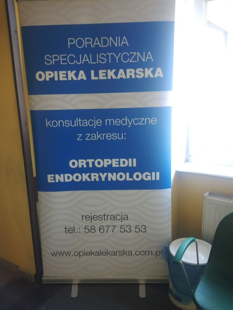 00178 opieka lekarska roll-up