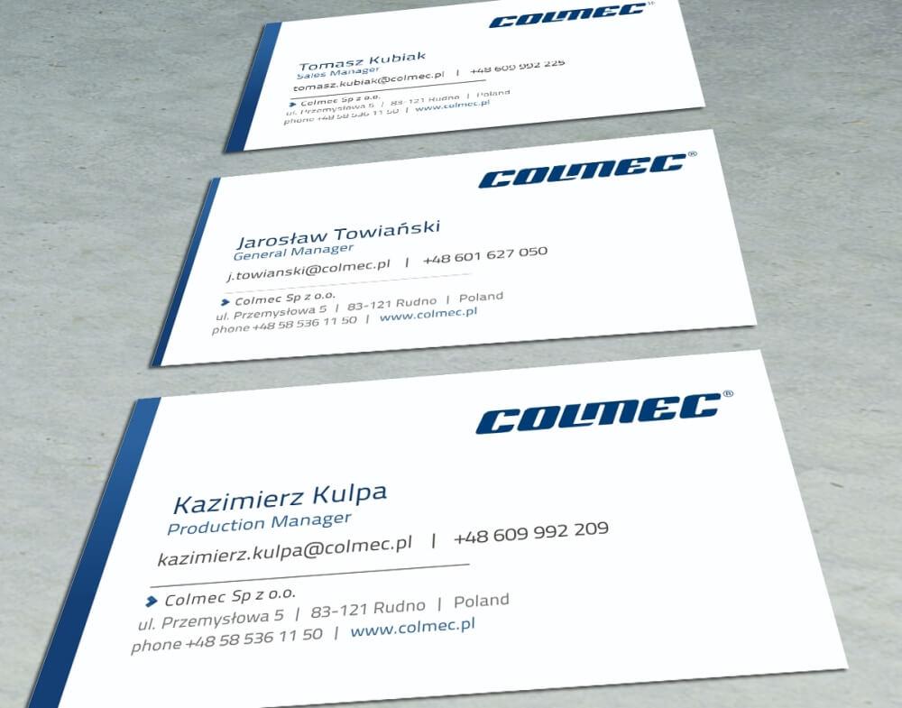 00224 wizytówka Colmec