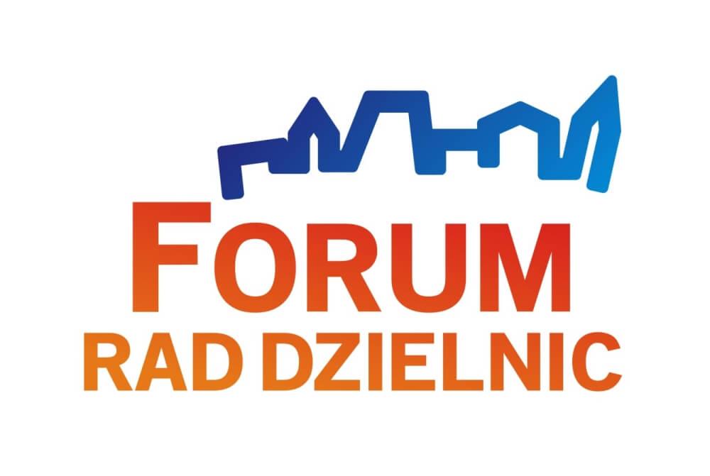 00235 logo forum rad dzielnic