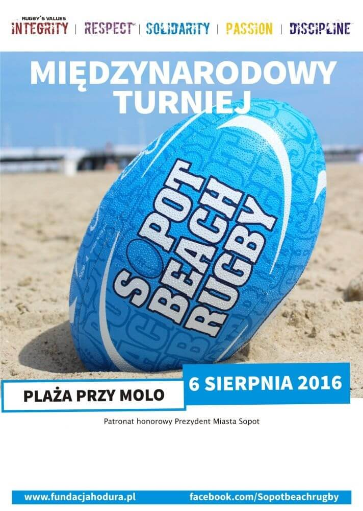 00261 sopot beach rugby
