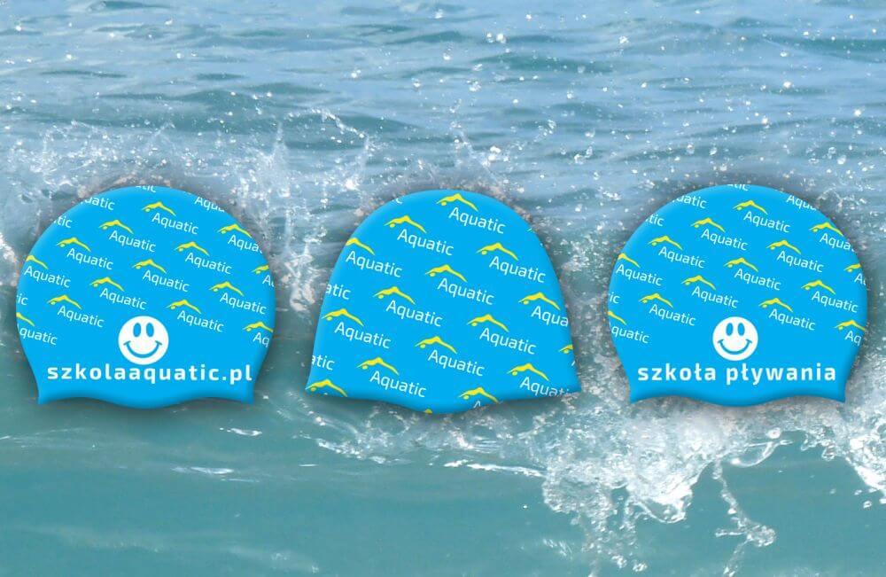 00271 czepek Aquatic