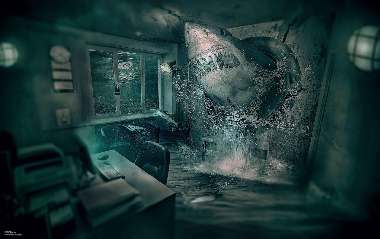00290 office underwater