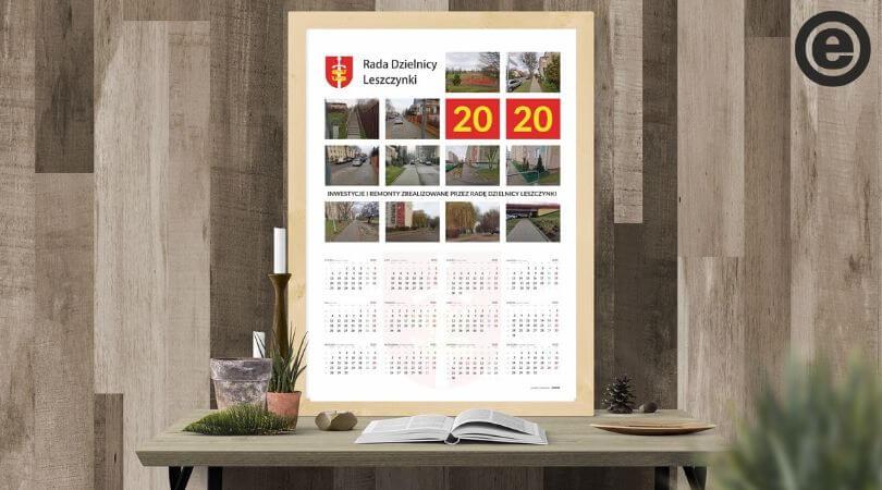 Kalendarz dzielnicowy
