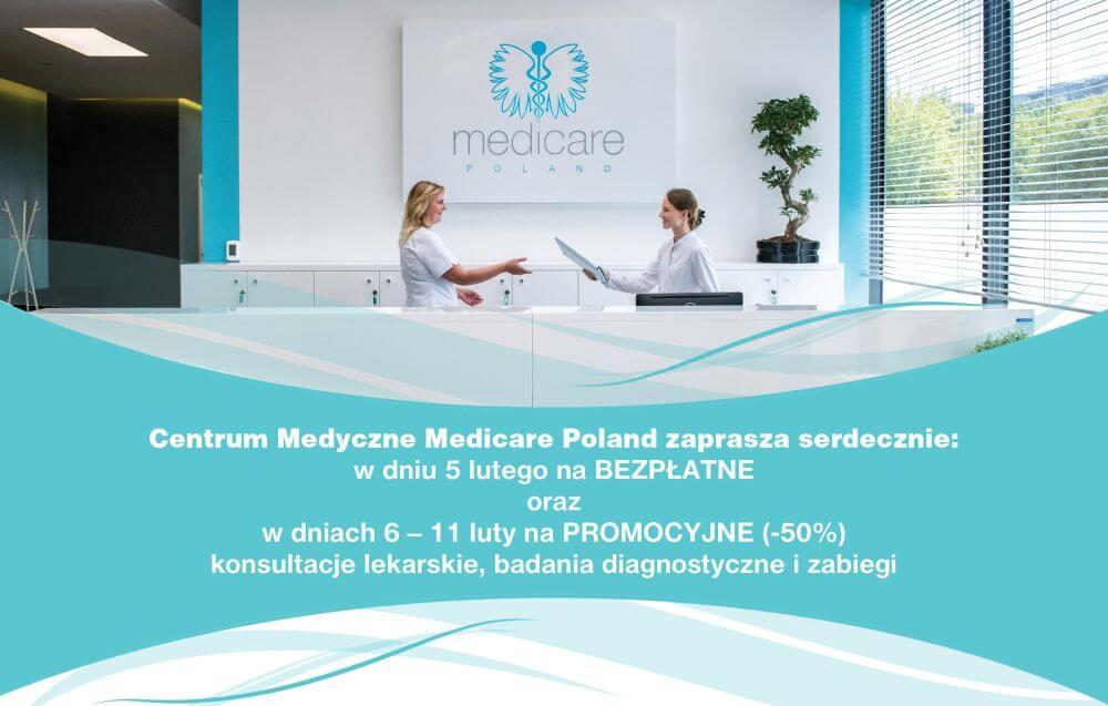 Bezpłatne badania Medicare