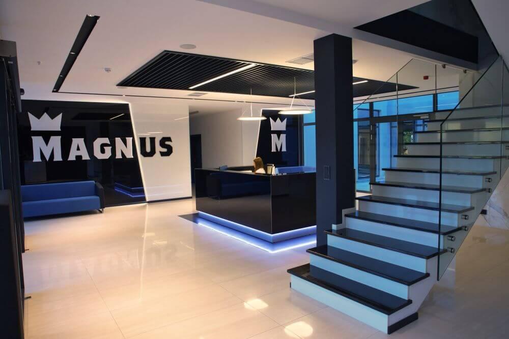 Magnus inside
