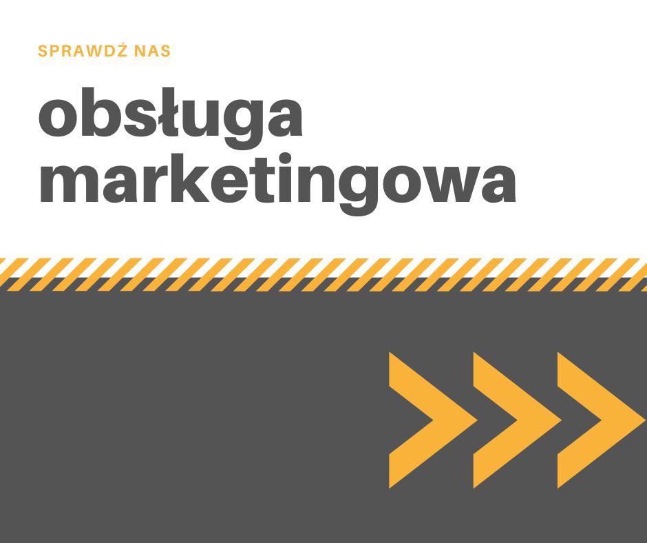 Obsługa i doradztwo marketingowe