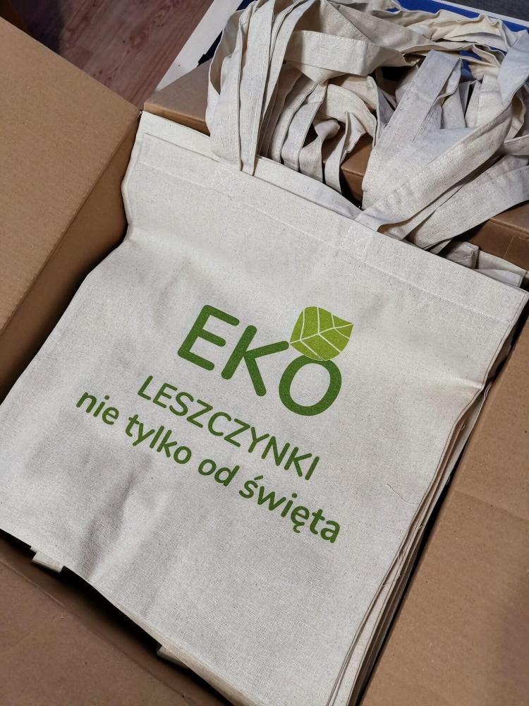 Eko torby dzielnicowe