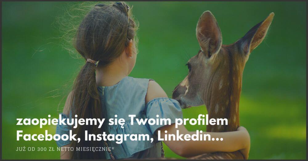 Wiosenna troska o media społecznościowe