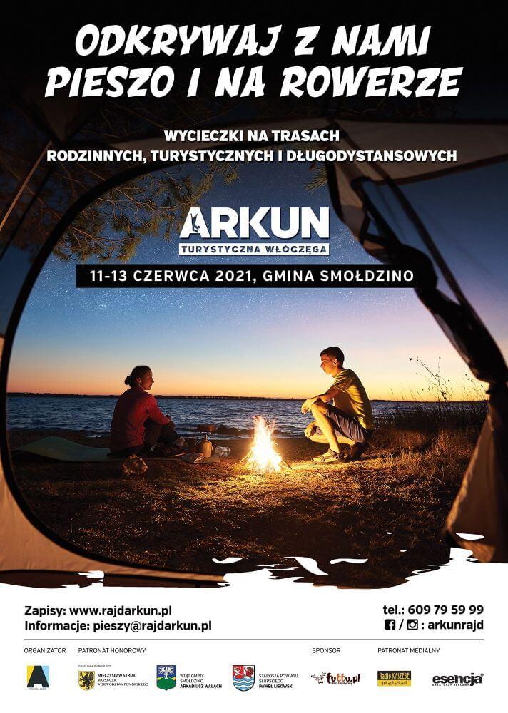 Turystyczny plakat